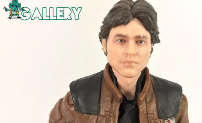 Hasbro Black Series 6″ Han Solo (#62)