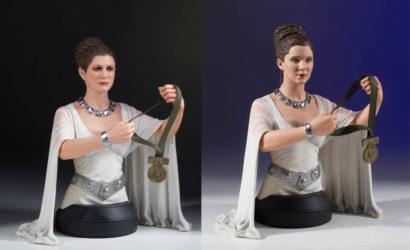 Release der Gentle Giant Princess Leia (Yavin) Mini-Büste verschoben