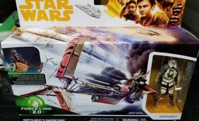 """Neue Hasbro 3.75″-Fahrzeuge zu """"Solo: A Star Wars Story"""" bei eBay.com!"""