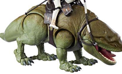 Alle Informationen zum Hasbro Black Series 6″ Dewback & Sandtrooper
