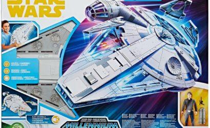 Alle Infos zum neuen Hasbro Kessel Run Millennium Falcon