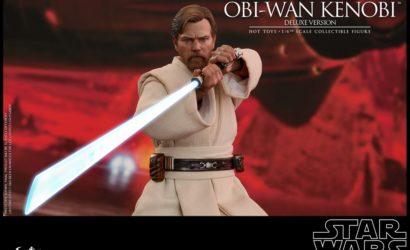 Alle Infos zur Hot Toys Obi-Wan Kenobi (Episode III) Sixth Scale Figure