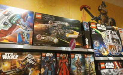 Erstes Bild des LEGO 75181 Y-Wing UCS aufgetaucht!