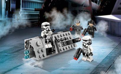Alle Informationen zum LEGO Star Wars 75207 Imperial Patrol Battle Pack