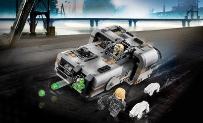 Alle Informationen zum LEGO Star Wars 75210 Moloch's Landspeeder