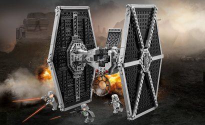 Alle Informationen zum LEGO Star Wars 75211 Imperial TIE Fighter