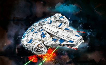 Alle Informationen zum LEGO Star Wars 75212 Kessel Run Millennium Falcon