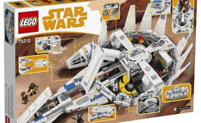 Offizielle Bilder zu den kommenden LEGO Solo Sets!