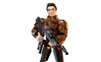 Alle Informationen zur LEGO Star Wars 75535 Han Solo Buildable Figure