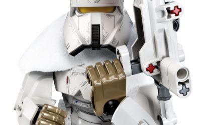 Alle Informationen zur LEGO Star Wars 75536 Range Trooper Buildable Figure
