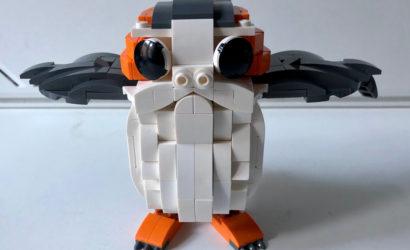 Erste Details zum LEGO Star Wars 75230 Porg?
