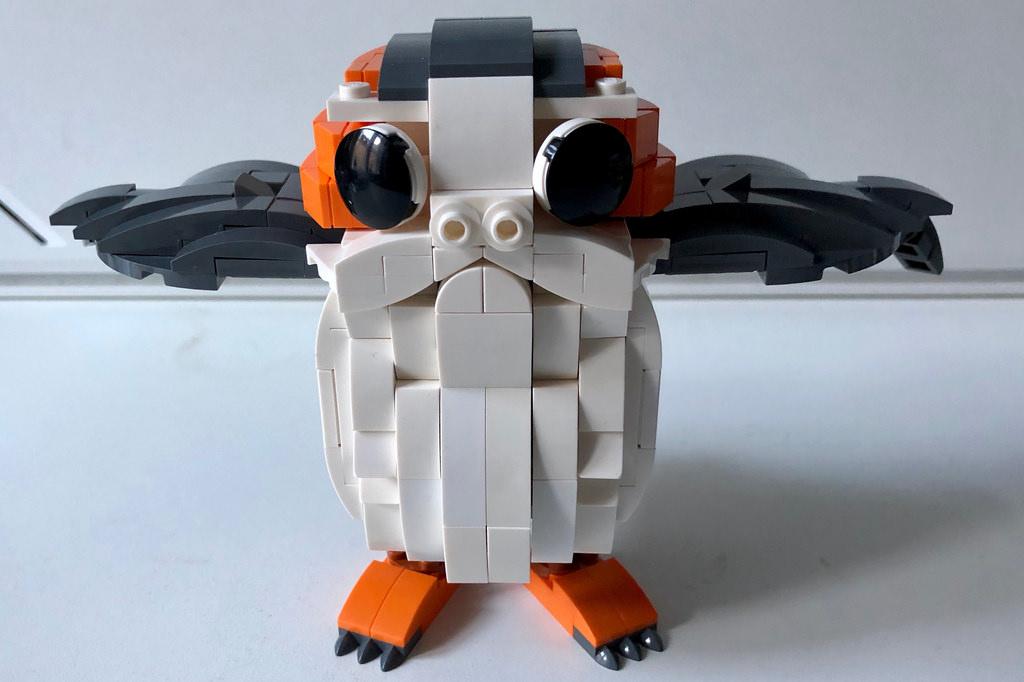 Lego Force Builder