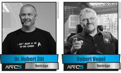 Noris Force Con 5: Vorträge von Dr. Hubert Zitt und Robert Vogel