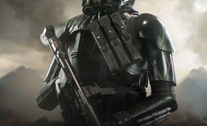Sideshow zeigt neues Bild zur Death Trooper Life-Size Figure