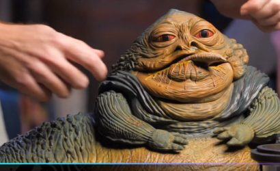 Unboxing-Video zur Sideshow Jabba the Hutt 1/6 Scale Figur