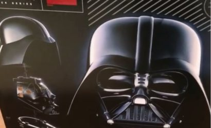 Erstes In-Hand-Video zum Hasbro Black Series Darth Vader Helm