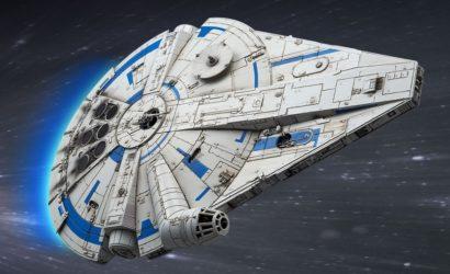 Solo: Neuer Bandai Millennium Falcon im Maßstab 1:144