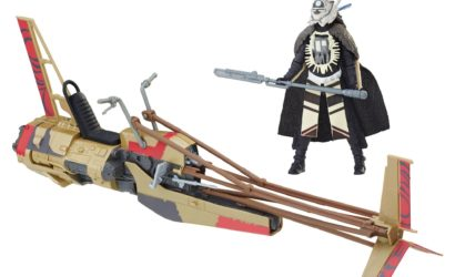 Hasbro Black Series 6″ Enfys Nest & Swoop Bike angekündigt!