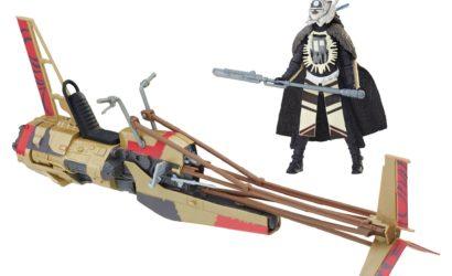 Hasbro Black Series 6″ Enfys Nest & Swoop Bike angekündigt!