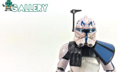 Hasbro Black Series 6″ Clone Captain Rex (#59)