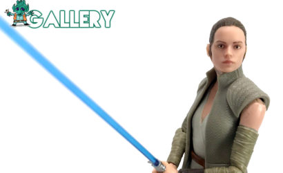 Hasbro Black Series 6″ Rey (Island Journey) (#58)