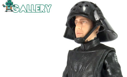 #gallery: Hasbro Black Series 6″ Death Star Trooper (#60)
