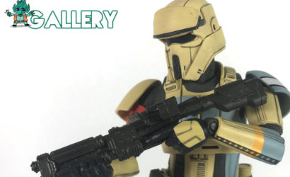 Tamashii Nations S.H.Figuarts 6″ Imperial Shoretrooper