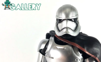 Tamashii Nations S.H.Figuarts 6″ Captain Phasma (The Force Awakens)