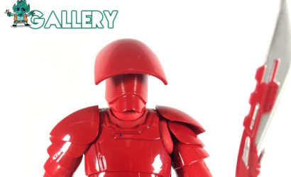 Tamashii Nations S.H.Figuarts 6″ Elite Praetorian Guard (Double Blade)