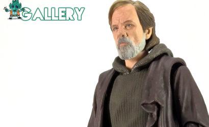 #gallery: Tamashii Nations S.H.Figuarts 6″ Luke Skywalker (The Last Jedi)