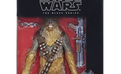 "Neue Black Series 6″ Chewbacca Figur zu ""Solo: A Star Wars Story"""