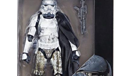 Hasbro Black Series 6″ Mimban Stormtrooper – Bilder der Box