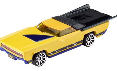 "Pressebilder zu den drei neuen Hot Wheels ""Solo"" Character Cars"