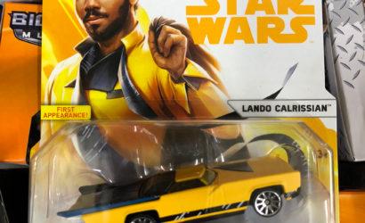 """Detailbilder zu den neuen Hot Wheels """"Solo"""" Character Cars"""