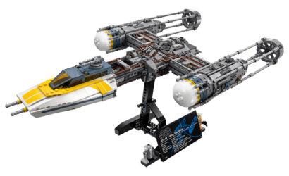 Alle Infos und Bilder zum neuen LEGO Y-Wing Starfighter (75181) UCS