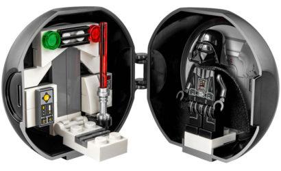 Kleines Unboxing-Video zum neuen LEGO Darth Vader Pod (5005376)