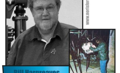 Noris Force Con 5: Propmaker Bill Hargreaves zu Gast