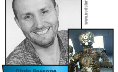 Noris Force Con 5: Schauspieler Chris Parsons offiziell angekündigt