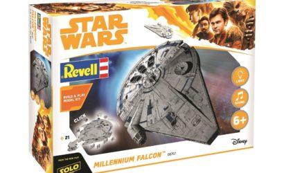 Solo: A Star Wars Story – vier neue Bausätze von Revell