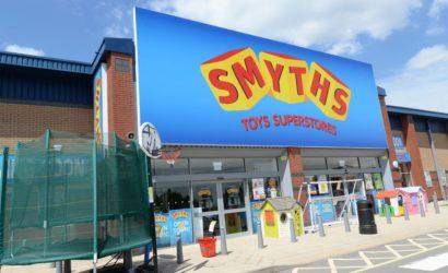 Der deutsche Smyths Toys-Onlineshop ist live!