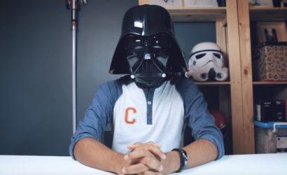 Unboxing-Video und Live-Bilder zum neuen Black Series Darth Vader Helm