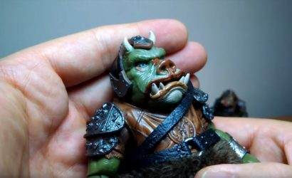Review-Video zum Black Series 6″ Gamorrean Guard