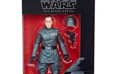 "Neue Hasbro Black Series Admiral Piett 6""-Figur"