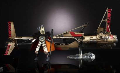 Alle Bilder zur Black Series Enfys Nest 6″-Figur mit Swoop Bike