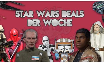 Amazon Star Wars Deals der Woche – KW 35/2018