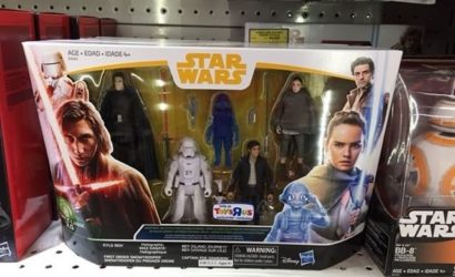 """Neues Force Link 2.0 Multipack als Toys""""R""""Us Exclusive"""