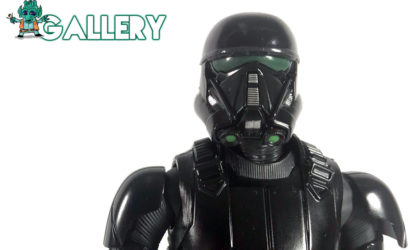 Tamashii Nations S.H.Figuarts 6″ Death Trooper