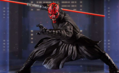 Neue Gentle Giant Darth Maul Collector's Gallery Statue vorgestellt