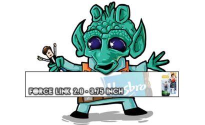 Neu im Collectors Guide: Hasbro Force Link 2.0-Figuren und -Fahrzeuge