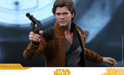 Neue Hot Toys Han Solo 1/6 Scale Figur vorgestellt!